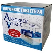 IZO APSORBER VLAGE-DOPUNA-TABLETE